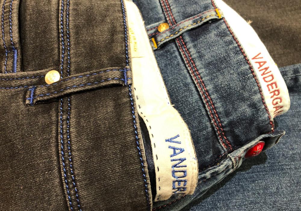 Jeans op maat: Van der Gang
